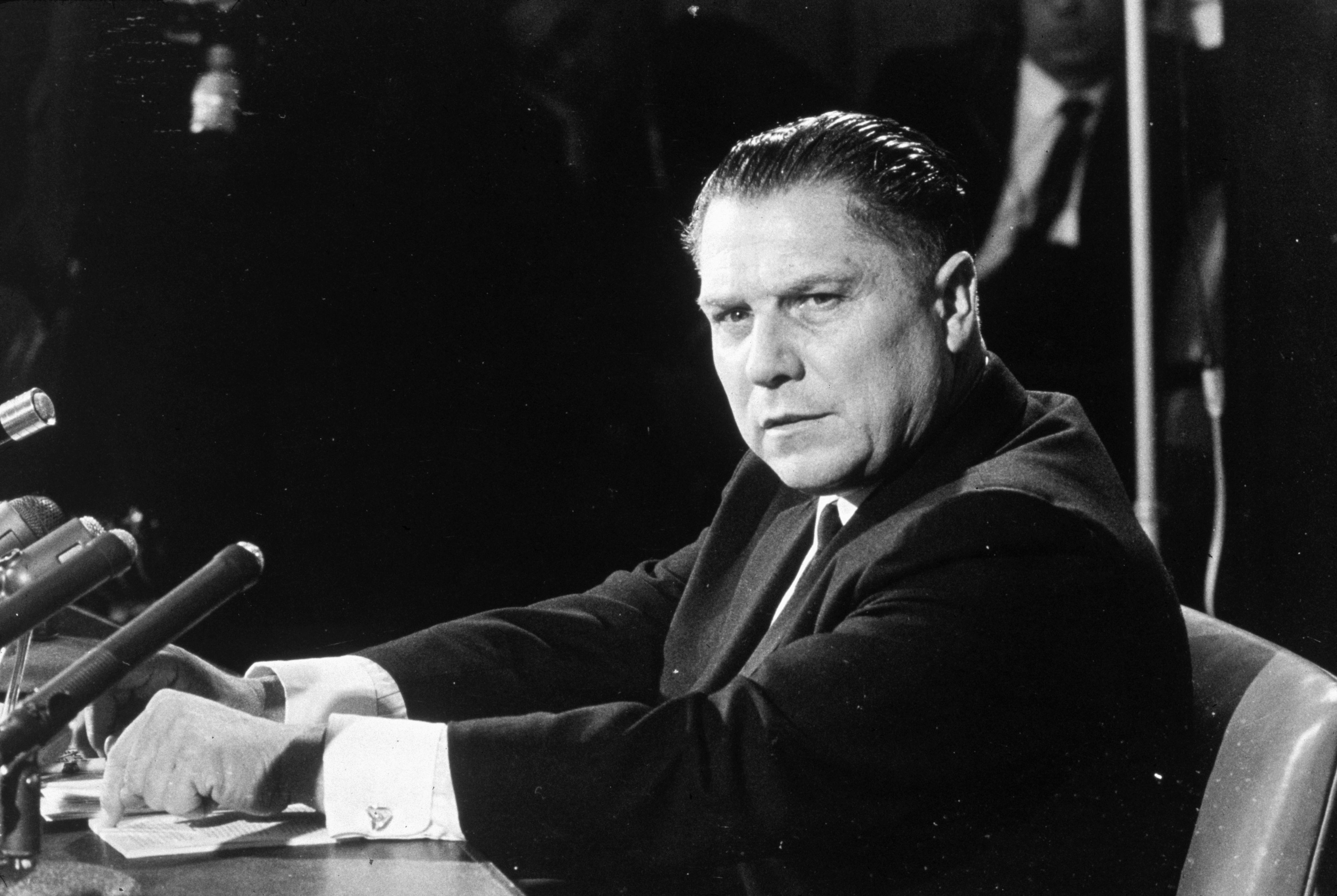 Remembering Jimmy Hoffa | Teamsters Canada