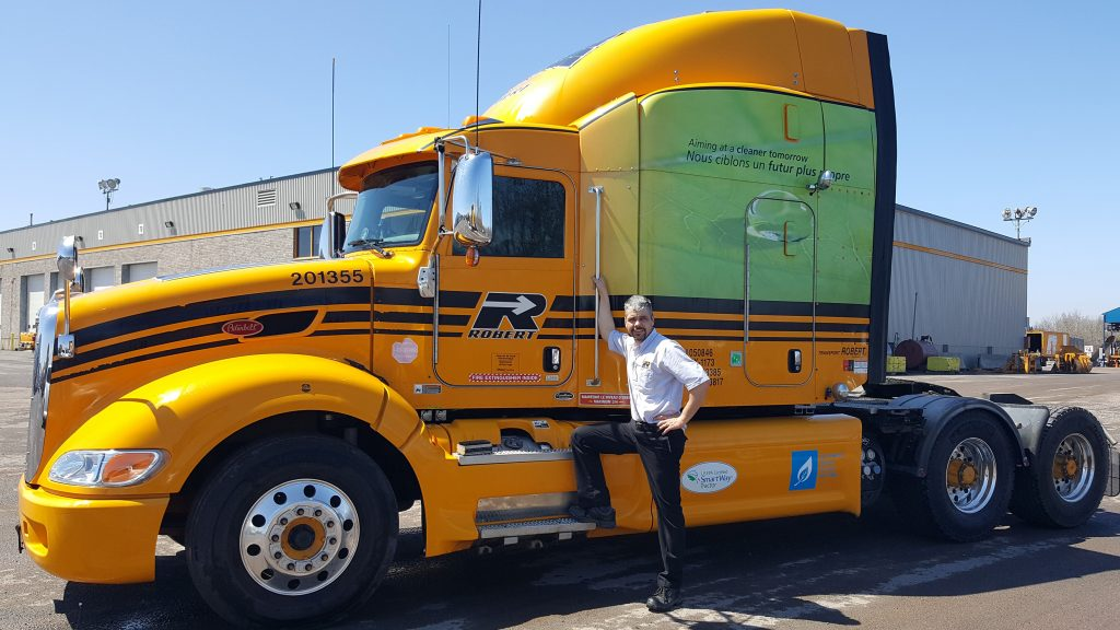 Georges Miller Teamsters Canada Robert Transport