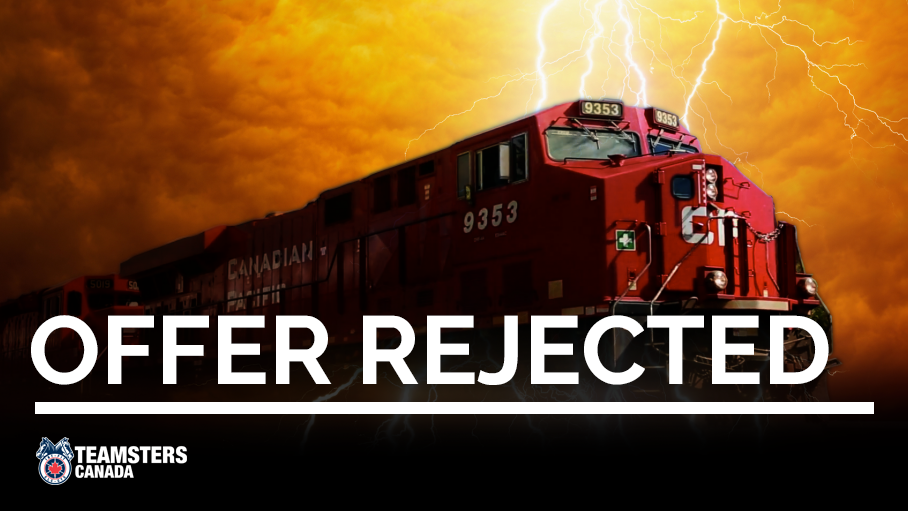 cp offer rejected