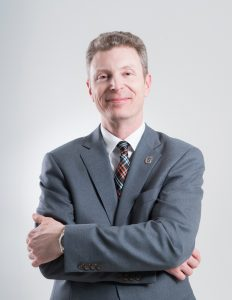 Stéphane Lacroix, directeur des Relations publiques du syndicat des Teamsters