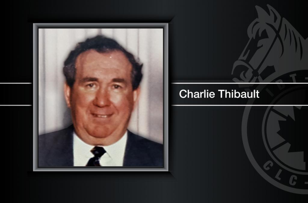 Charlie Thibault
