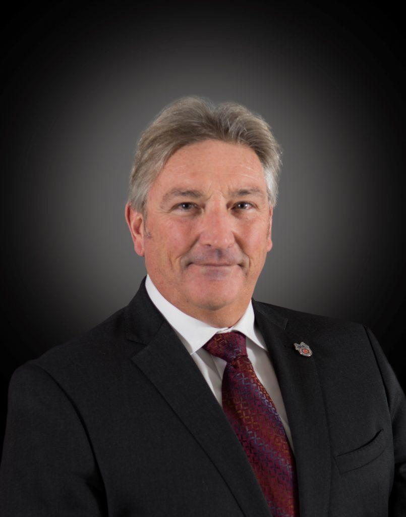 François Laporte est le président du syndicat des Teamsters canadiens.